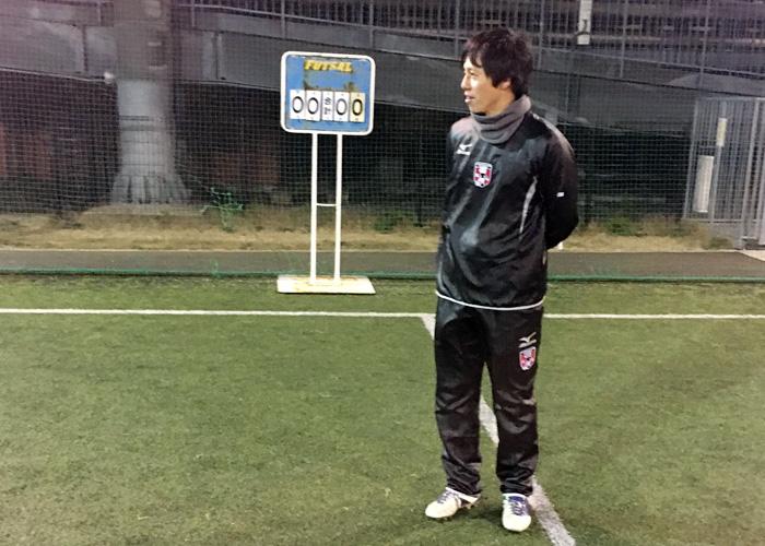 田村コーチ